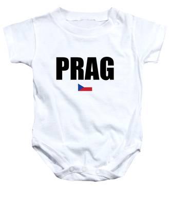 Prague Baby Onesies