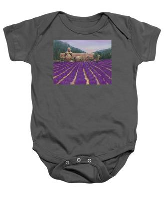 Provence Baby Onesies