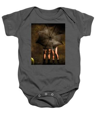 Adam And Eve Baby Onesie