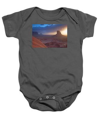 An Open Invitation Baby Onesie