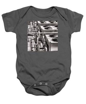 Cooling Force Baby Onesie