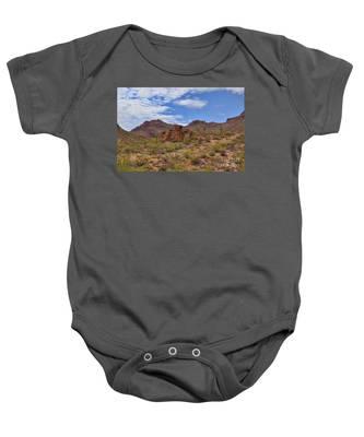 Gates Pass Scenic View Baby Onesie