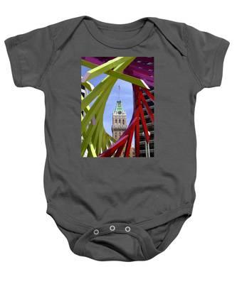 Oakland Tribune Baby Onesie