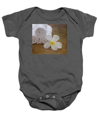 Relax At The Spa Baby Onesie