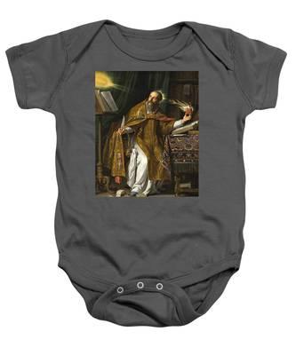 Saint Augustine Baby Onesie