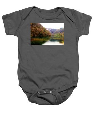 San Michele Bridge N.1 Baby Onesie