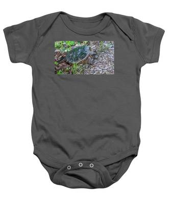 Snapper Eggs Baby Onesie