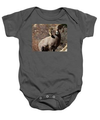 The High And Mighty Baby Onesie