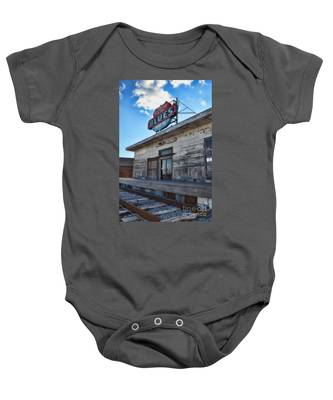 Tunica Gateway To The Blues Baby Onesie
