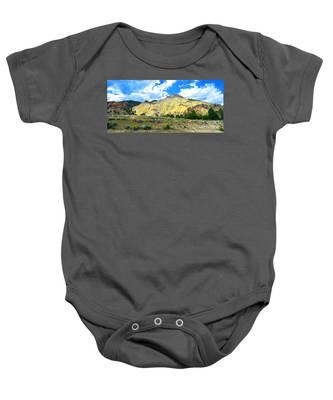 Big Rock Candy Mountain - Utah Baby Onesie
