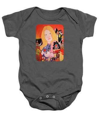 Beholder Baby Onesies