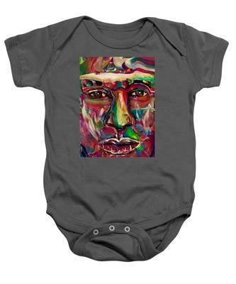 A New Man Baby Onesie