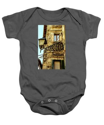 A Piece Of Italy Baby Onesie