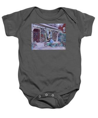 Blythewood Grange Ballarat Baby Onesie