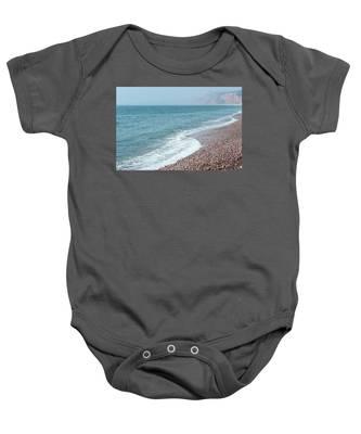 Budleigh Seascape II Baby Onesie