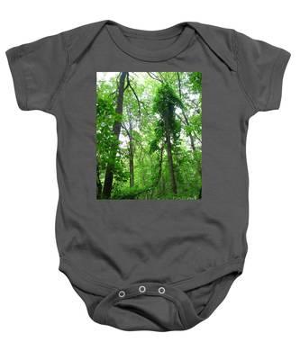 Canopy Baby Onesie