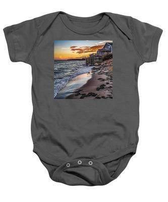 Cape Cod September Baby Onesie