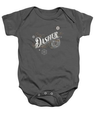 Dasher Baby Onesie