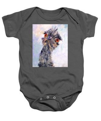 Emu Twister Baby Onesie