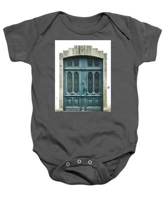 Green Door Baby Onesie
