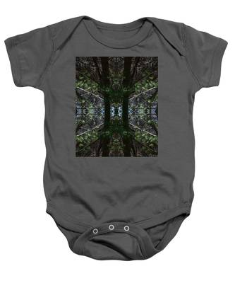 Guards Of The Forest Baby Onesie