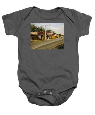 Harvey Paint Store Baby Onesie