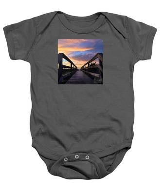 Heavenly  Baby Onesie