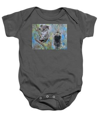 Koalas Baby Onesie
