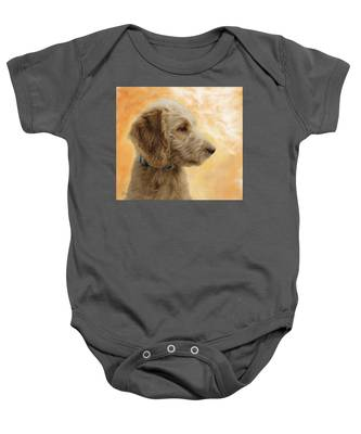 Labradoodle Puppy Baby Onesie
