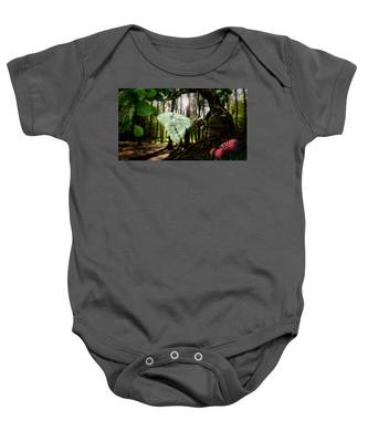 Lady Butterfly Baby Onesie
