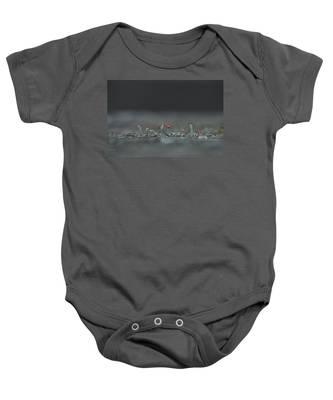 Lichen-scape Baby Onesie