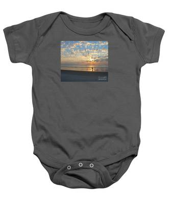 Light Run Baby Onesie