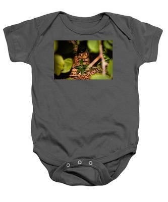 Mr Frog Baby Onesie