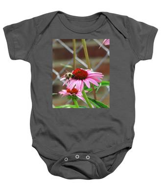 On A Mission Baby Onesie
