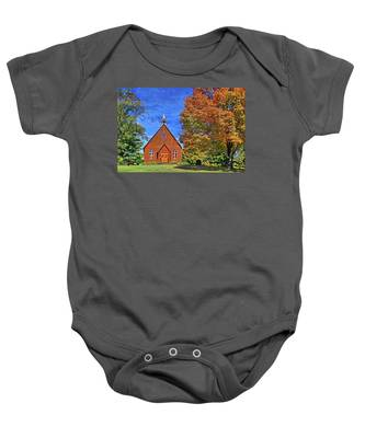 On The Road To Maryville Baby Onesie