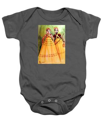 Puppets Of India Baby Onesie