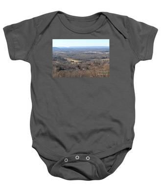 Rt 80 Scenic Ovelook Allamuchy 1 Baby Onesie