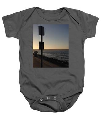 Signs Baby Onesie
