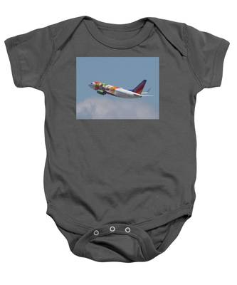 Baby Onesie featuring the photograph Southwest Air - Florida  by Dart and Suze Humeston