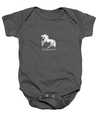 The Appaloosa Baby Onesie