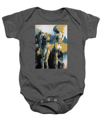 The Dance Baby Onesie