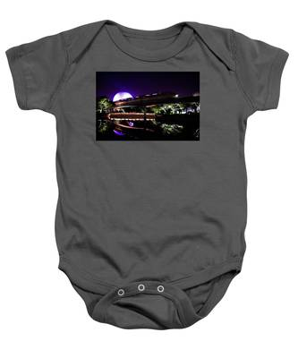 The Magic Of Epcot Baby Onesie
