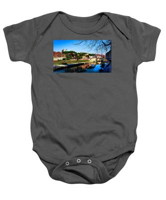 Tiber Island Baby Onesie