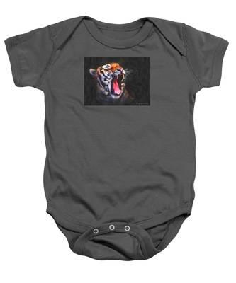Tiger Roar Baby Onesie