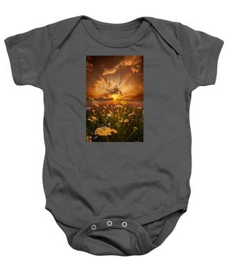 Tomorrow Is Just One Of Yesterday's Dreams Baby Onesie
