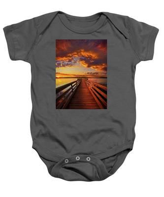 Walkyn Skywyrd Baby Onesie