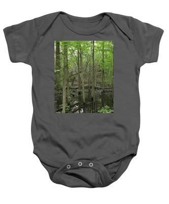 Wetlands Baby Onesie