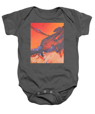 What In The World? Baby Onesie