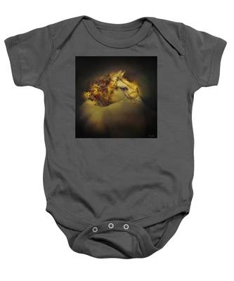 Along For The Ride Baby Onesie