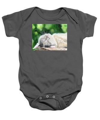 Catnap Baby Onesie